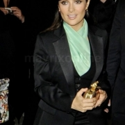 Salma Hayek Tuxedo In London_11_24_11_05