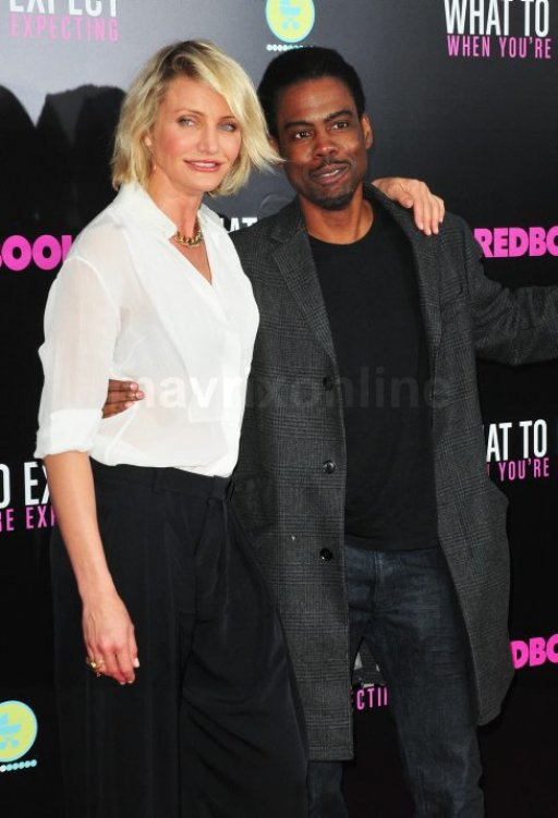 Cameron Diaz Chris Rock