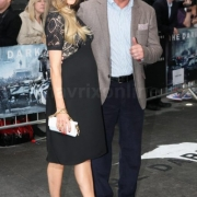 Jacqui Ainsley and Guy Richie